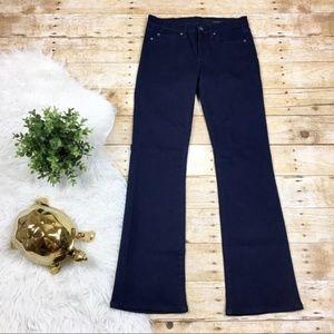 Calvin Klein Dark Wash Modern Boot Jean